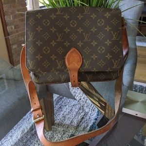 Louis Vuitton Cartouchiere GM shoulder bag